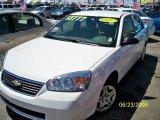 2008 White Chevrolet Malibu Classic LS Sedan #14720681