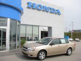 2005 Light Driftwood Metallic Chevrolet Malibu LT V6 Sedan #14709629
