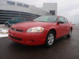2006 Victory Red Chevrolet Monte Carlo LT #1475624