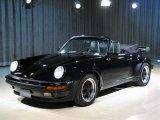 1987 Porsche 911 Black