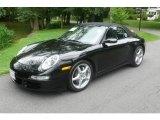 2005 Black Porsche 911 Carrera Cabriolet #14781986