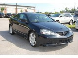 2006 Nighthawk Black Pearl Acura RSX Type S Sports Coupe #14793778