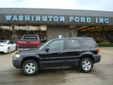 2006 Black Ford Escape XLT V6 4WD #14794356