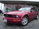 2007 Redfire Metallic Ford Mustang V6 Premium Coupe #14785973