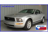 2009 Brilliant Silver Metallic Ford Mustang V6 Coupe #14799172