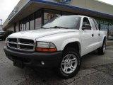 2004 Bright White Dodge Dakota SXT Quad Cab #14784679
