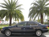 2000 Orient Blue Metallic BMW 5 Series 528i Sedan #1474707