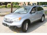 2008 Glacier Blue Metallic Honda CR-V EX 4WD #14784019