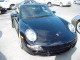 2008 Black Porsche 911 Carrera 4S Coupe #1474791