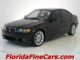 2005 Jet Black BMW 3 Series 330i Sedan #1476028