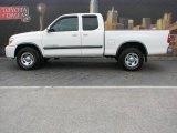 2005 Natural White Toyota Tundra SR5 Access Cab #1475685