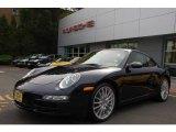 2008 Midnight Blue Metallic Porsche 911 Carrera Coupe #14798461