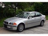 1999 Titanium Silver Metallic BMW 3 Series 328i Sedan #14838439