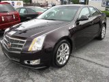 2009 Black Cherry Cadillac CTS 4 AWD Sedan #14823877