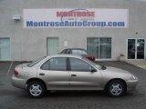 2003 Sandrift Metallic Chevrolet Cavalier Sedan #14846115