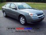 2005 Medium Gray Metallic Chevrolet Malibu LS V6 Sedan #14843525
