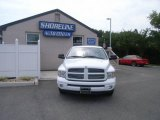 2003 Bright White Dodge Ram 1500 SLT Quad Cab #14844423