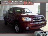 2005 Salsa Red Pearl Toyota Tundra SR5 Access Cab #14797873