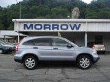 2009 Glacier Blue Metallic Honda CR-V EX 4WD #14833498