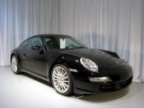 2005 Black Porsche 911 Carrera S Coupe #14827764
