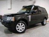 2006 Java Black Pearl Land Rover Range Rover HSE #14833321