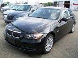 2006 Jet Black BMW 3 Series 330xi Sedan #14838430