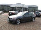 2007 Sparkling Graphite Metallic BMW 3 Series 328i Sedan #14843458