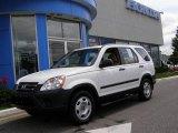 2006 Taffeta White Honda CR-V LX 4WD #14825088