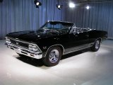 1966 Chevrolet Chevelle SS Convertible Data, Info and Specs