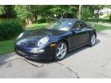 2008 Midnight Blue Metallic Porsche 911 Carrera Cabriolet #14925102