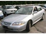 2002 Satin Silver Metallic Honda Accord EX V6 Sedan #14927138