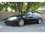 2006 Black Onyx Buick Lucerne CXS #14937397