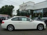 2009 Alpine White BMW 3 Series 328xi Coupe #14925307