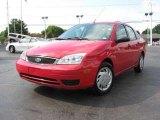 2005 Infra-Red Ford Focus ZX4 SE Sedan #14941112