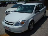 2007 Summit White Chevrolet Cobalt LS Sedan #14988826