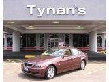 2007 Barbera Red Metallic BMW 3 Series 328xi Sedan #15001034