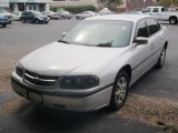 2001 Galaxy Silver Metallic Chevrolet Impala  #15037468