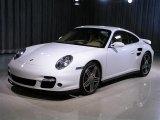 2007 Carrara White Porsche 911 Turbo Coupe #149726