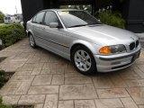 2000 Titanium Silver Metallic BMW 3 Series 323i Sedan #15067757