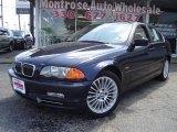 2001 Orient Blue Metallic BMW 3 Series 330xi Sedan #15056750