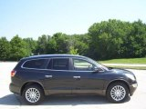 2009 Carbon Black Metallic Buick Enclave CXL #15051278