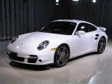 2007 Carrara White Porsche 911 Turbo Coupe #149724