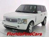 2004 Chawton White Land Rover Range Rover HSE #15056049