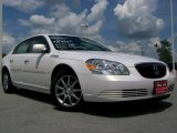 2006 White Gold Flash Tricoat Buick Lucerne CXL #15050958