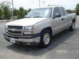 2005 Silver Birch Metallic Chevrolet Silverado 1500 LS Extended Cab #15060954