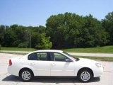 2008 White Chevrolet Malibu Classic LS Sedan #15051261