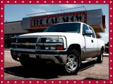 2000 Summit White Chevrolet Silverado 1500 LS Extended Cab 4x4 #15062013