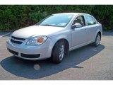 2007 Ultra Silver Metallic Chevrolet Cobalt LT Sedan #15054367