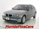 2003 Steel Grey Metallic BMW 3 Series 325i Sedan #15118281