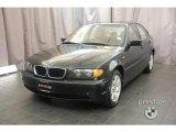 2003 Oxford Green Metallic BMW 3 Series 325xi Sedan #15112282